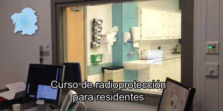 Curso de radioprotección para residentes