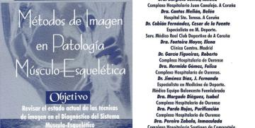 VI Congreso SGR Ourense 2005