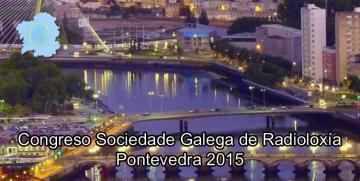 XI Congreso SGR 2015 Pontevedra
